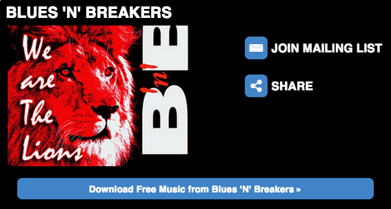 Free music from Blues 'N' Breakers